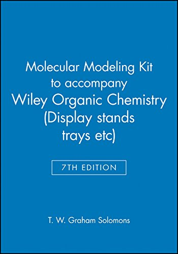 9780471362715: Molecular Visions Organic Model Kit with Molecular Modeling Handbook