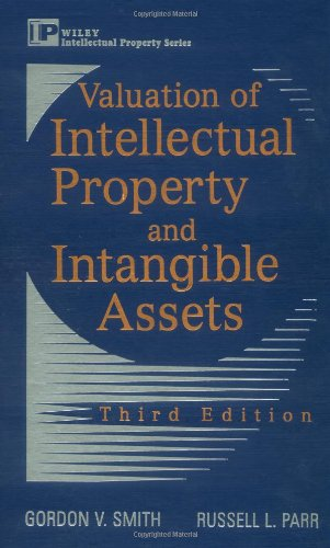 9780471362814: Valuation of Intellectual Property and Intangible Assets, 3rd Edition