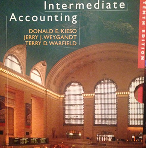 9780471363064: Intermediate Accounting