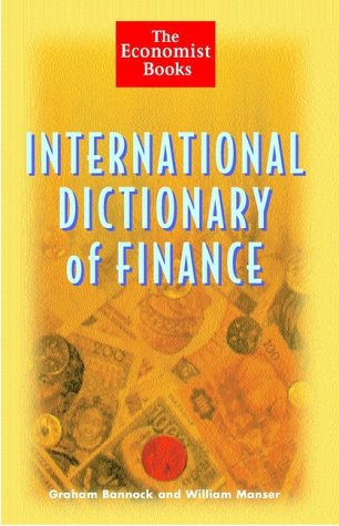 9780471363286: International Dictionary of Finance