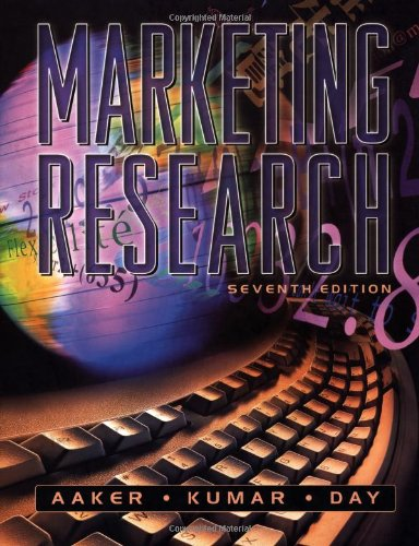 9780471363408: Marketing Research, 7th Edition