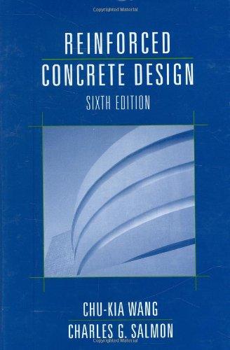 9780471364221: Reinforced Concrete Design, 6th Edition