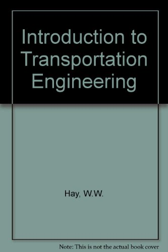 9780471364320: Introduction to Transportation Engineering
