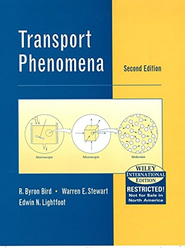 9780471364740: Transport Phenomena