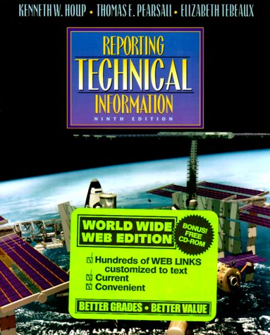 9780471364788: Reporting Technical Information