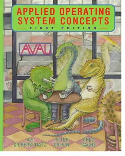 9780471365082: Applied Operating System Concepts