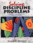9780471365143: Solving Discipline Problems: Methods and Models for Today's Teachers, 4th Edition