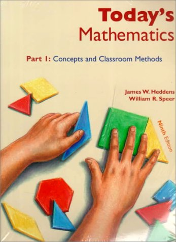 9780471365303: Today's Mathematics, Parts 1 & 2, 9th Edition