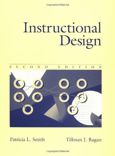 9780471365709: Instructional Design