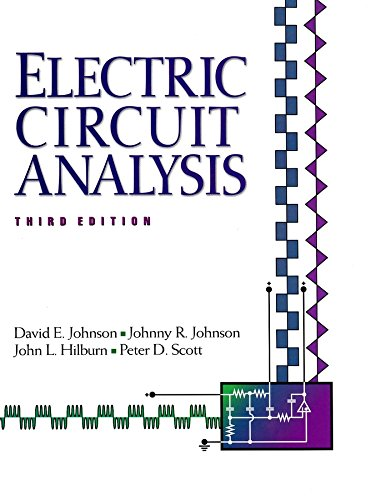 9780471365716: Electric Circuit Analysis