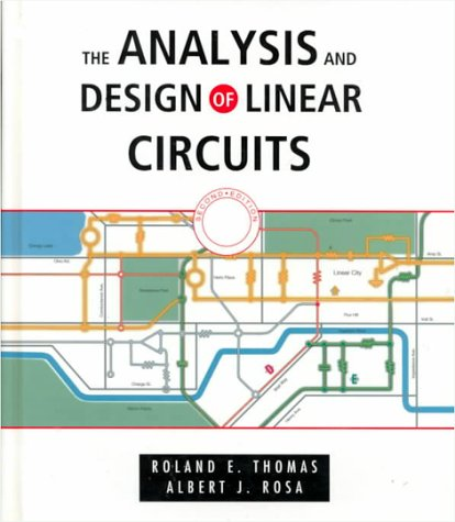 9780471365921: The Analysis and Design of Linear Circuits