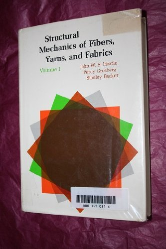 9780471366690: Structural Mechanics of Fibers, Yarns, and Fabrics Volume 1