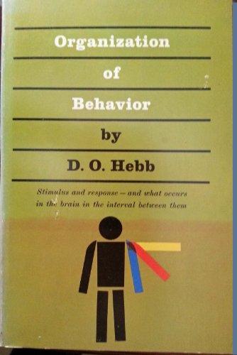 9780471367277: The Organization of Behavior