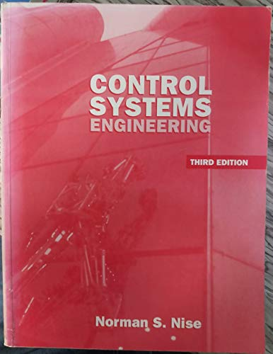 9780471367369: Control Systems Engineering, 2nd Edition