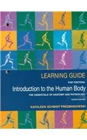 9780471368007: Introduction to the Human Body, Learning Guide: The Essentials of Anatomy and Physiology