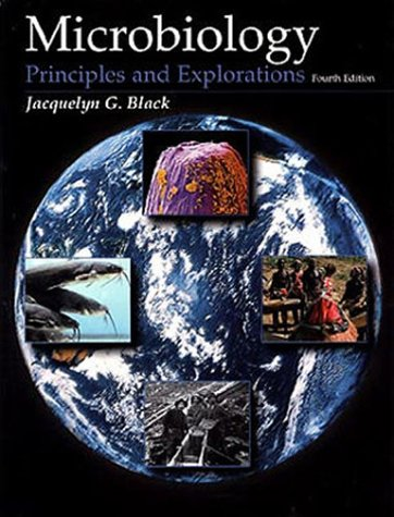 9780471368199: Microbiology: Principles and Explorations, 4th Edition