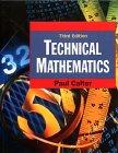 9780471368434: Technical Mathematics, 3rd Edition