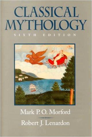 9780471368915: Classical Mythology, 6th Edition