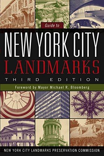 9780471369004: Guide to New York City Landmarks