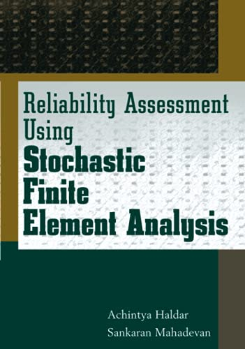 9780471369615: Reliability Assessment Using Stochastic Finite Element Analysis