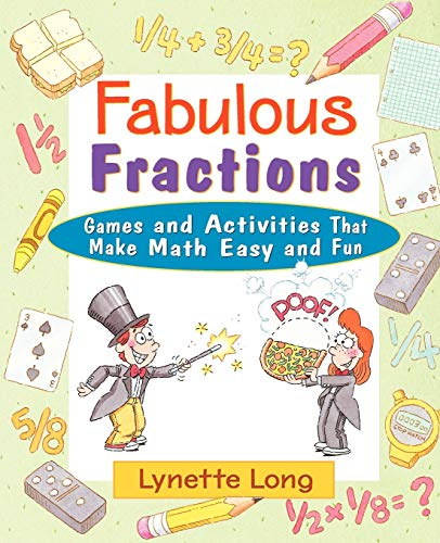 9780471369813: Fabulous Fractions: Games, Puzzles, and Activities that Make Math Easy and Fun