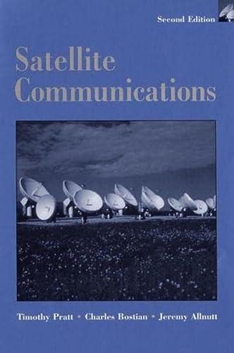 9780471370079: Satellite Communications