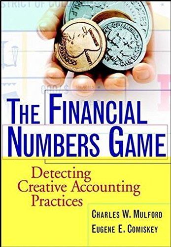 9780471370086: The Financial Numbers Game: Detecting Creative Accounting Practices