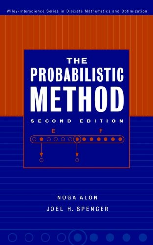 9780471370468: The Probabilistic Method