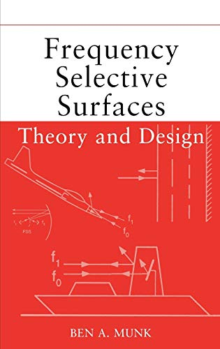9780471370475: Frequency Selective Surfaces: Theory and Design (Electrical & Electronics Engr)