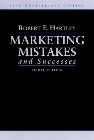 9780471370604: Marketing Mistakes and Successes (25th Anniversary Edition) 8th Edition