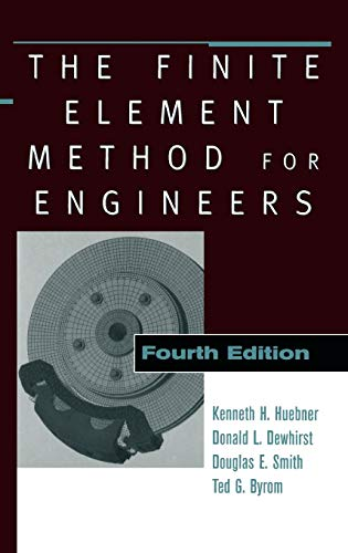9780471370789: The Finite Element Method for Engineers