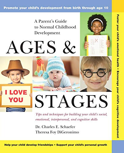 9780471370871: Ages and Stages: A Parent's Guide to Normal Childhood Development (Wiley Audio)