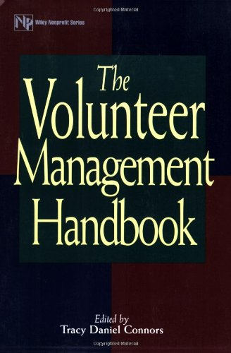 9780471371427: The Volunteer Management Handbook