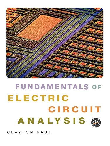 9780471371953: Fundamentals of Circuit Analysis