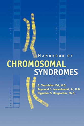 9780471372172: Handbook of Chromosomal Syndromes