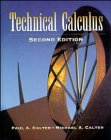 9780471373445: Technical Calculus, 2nd Edition