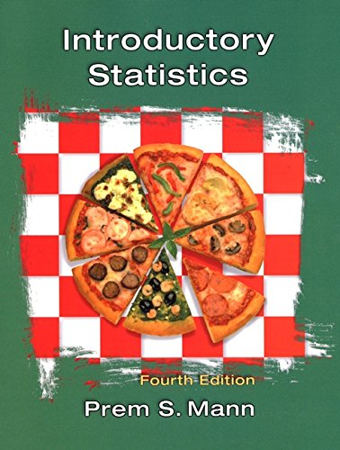 9780471373537: Introductory Statistics