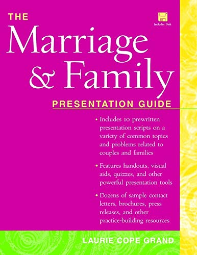 The Marriage and Family Presentation Guide (Book: Laurie C. Grand;