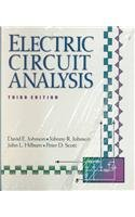 9780471375128: Electric Circuit Analysis/Student Problem Set With Solutions