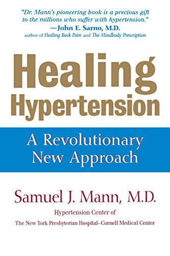 9780471376439: Healing Hypertension: A Revolutionary New Approach