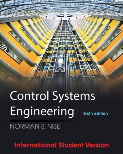 9780471377924: Control Systems Engineering