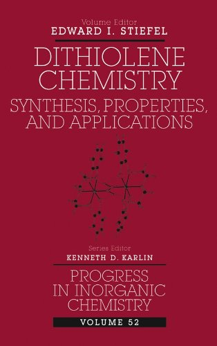 9780471378297: Dithiolene Chemistry: Synthesis, Properties, and Applications