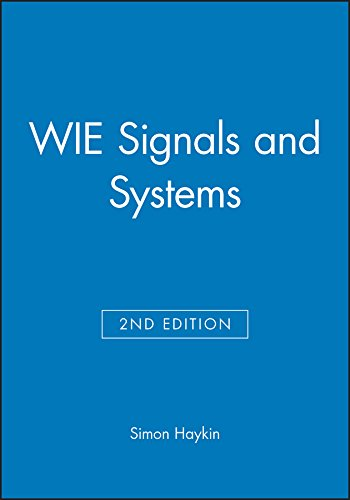 9780471378518: Signals and Systems