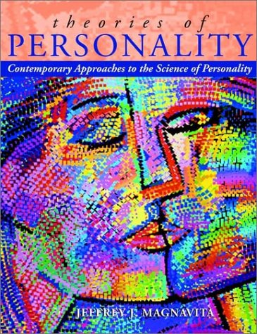 9780471378907: Theories of Personality: Contemporary Approaches to the Science of Personality