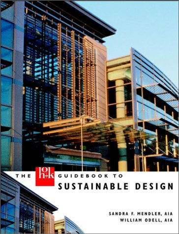 9780471379065: The HOK Guidebook to Sustainable Design