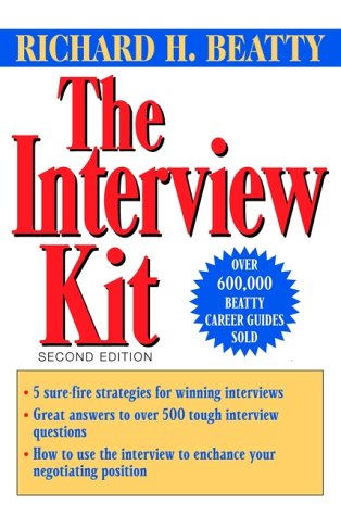 9780471379485: The Interview Kit, 2nd Edition