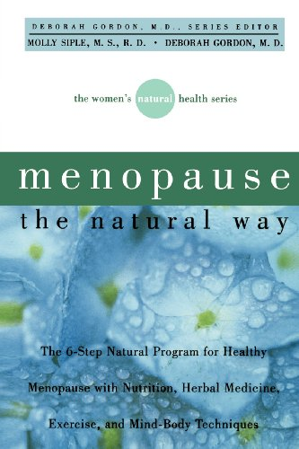 9780471379577: Menopause the Natural Way: The Women's Natural Health Series