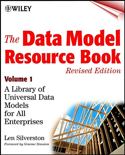 9780471380238: The Data Model Resource Book, Vol. 1: A Library of Universal Data Models for All Enterprises