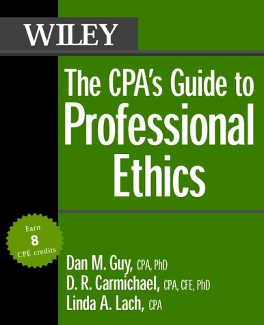 9780471380375: The CPA's Guide to Professional Ethics