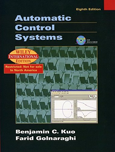 9780471381488: Automatic Control Systems